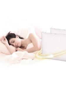 Sleeping-Pillow Zero-Pressure White Down 100%Cotton 48--74cm Khanun Home-Textile 050