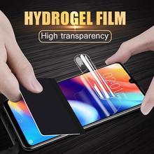 Soft TPU Hydrogel Film For Huawei Honor V20 V10  9 10 20 Nova 4 3 Mate lite Full Cover Screen Protector