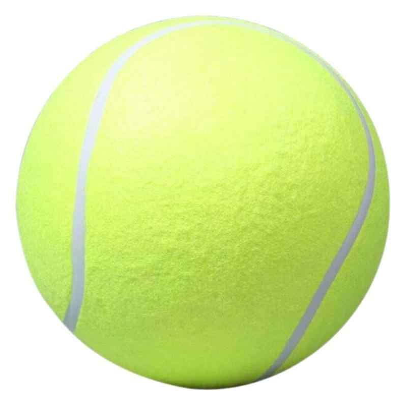 9.5 'big Giant Pet Dog Puppy piłka tenisowa miotacz Chucker Launcher zagraj w zabawkę
