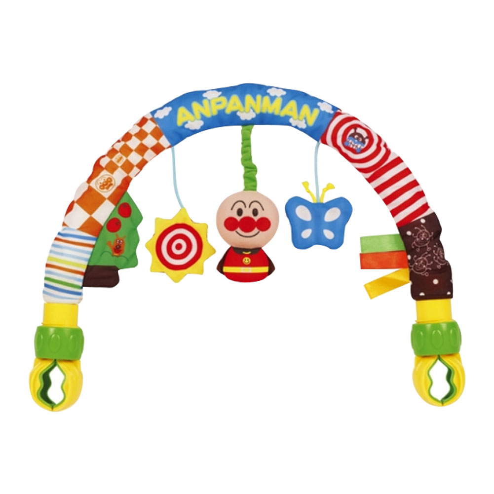 Cot Hanging Toys Rattles Ring Bell Educational Soft Washable Baby Seat Portable Gift With Teethers Infant Stroller Squeaky Cloth