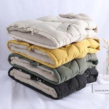 New Boys Girls Waistcoats  Autumn Winter Children Vest Warm Thick Fleece Baby Coat Infant Outerwear
