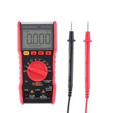 все цены на Portable Digital NCV Multimeter AC/DC Current Voltage Capacitance Ohm Transistor Flashlight LCD Display Multimeter Tester ST833A онлайн