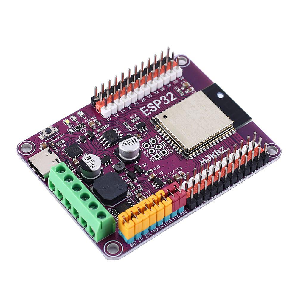 ESP-WROOM-32 IoT USB Wireless Controller Programmable MCU ESP32 Development Board Bluetooth WIFI Type-C Li-ion Battery Charging