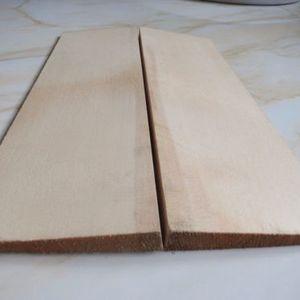 one set of violin making wood,
