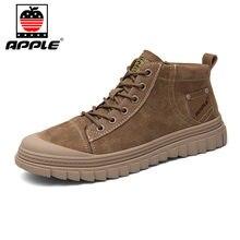 Бренд apple мужская обувь повседневные мужские кроссовки зимняя