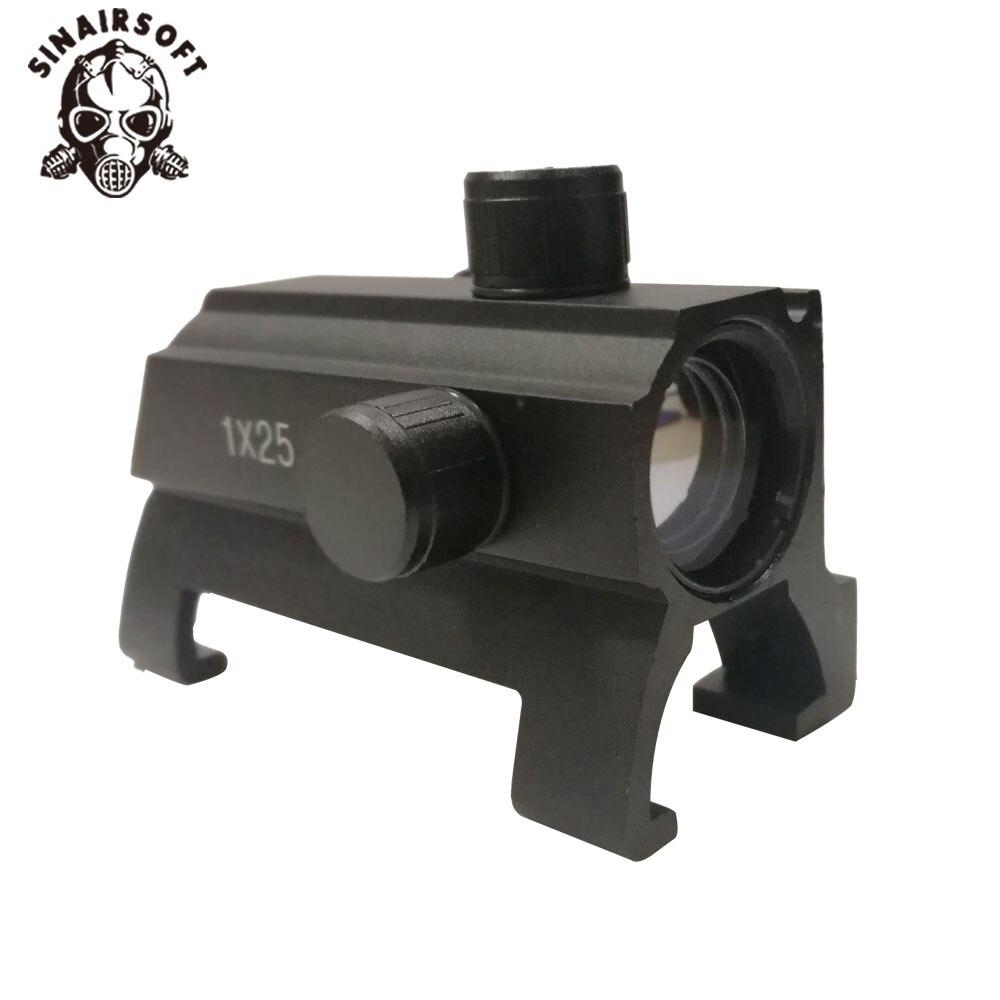 Лидер продаж G3 MP5 красный и зеленый точка зрения винтовка 20 мм крепление диапазон страйкбол Охотничьи аксессуары