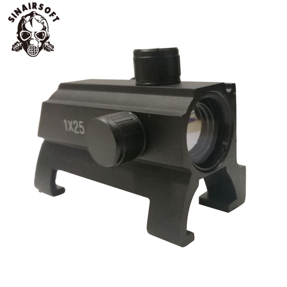 Hot Sales G3 MP5 Red And Green Dot Sight Rifle 20mm Mount Range Airsoft Hunting Accessories