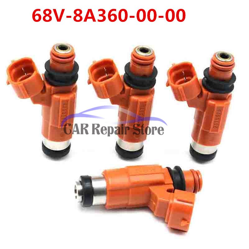 Suzuki DF Fuel Injectors Flow Tested /& Cleaned 4x Marine Outboard Yamaha 115HP