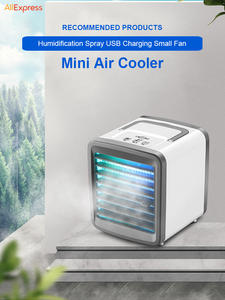 Fan Air-Conditioning-Fan Air-Cooler Mini Portable for Home Desktop Usb-Charging