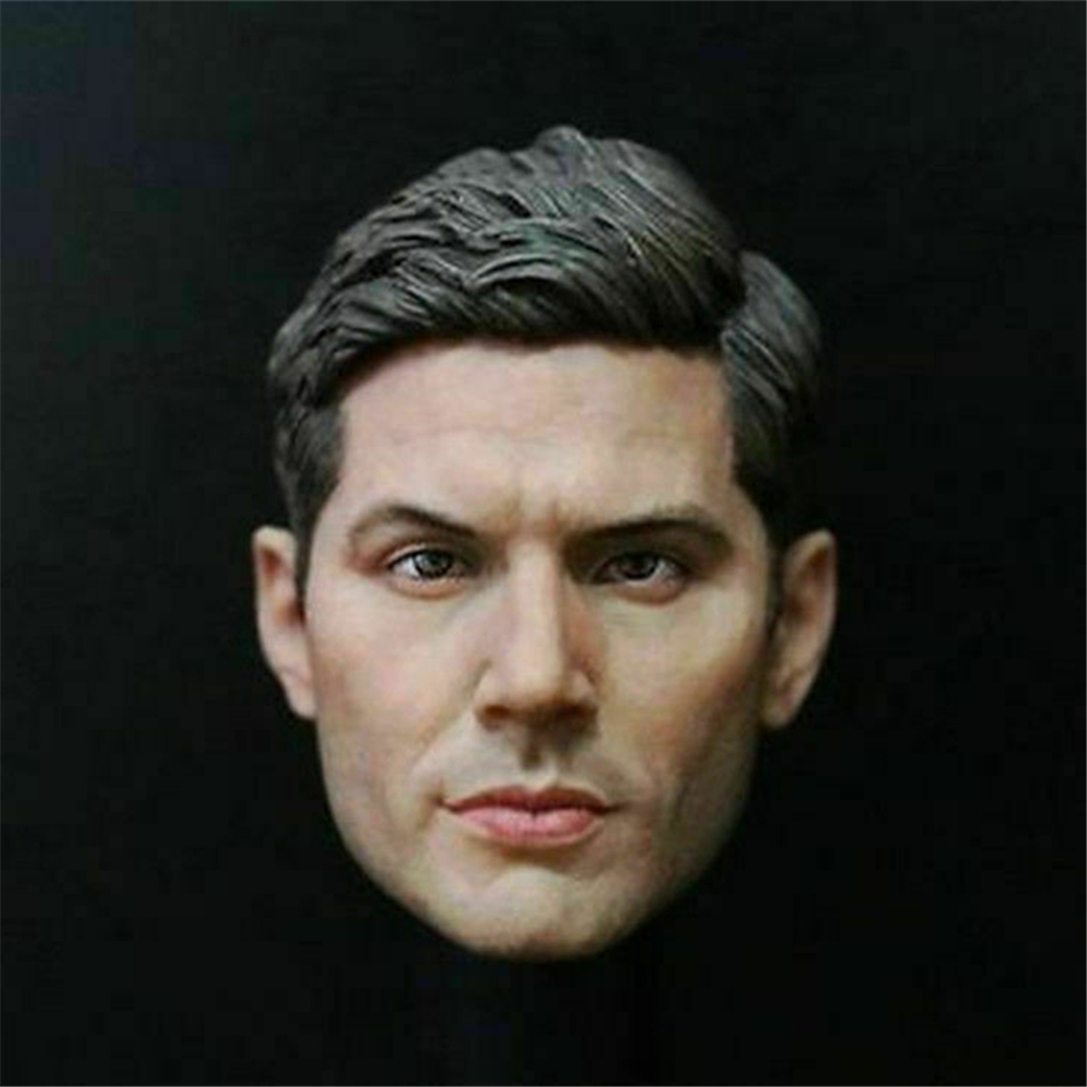 "1//6 SO-TOYS Michael Jordan Head Sculpt Model F//12/"" Male Action Figure SO-011"