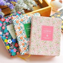 2018 planner notebook 365 days personal diary weekly planner note book organizer school stationery cactus agenda journal notepad Flowers Printed Notebook Diary Weekly Planner Agenda 2020 Notepad Bullet Journal Sketchbook Stationery Filofax Organizer