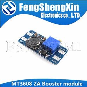 Image 1 - 5個MT3608モジュールDC DCステップアップコンバータ昇圧電源モジュールブースト · ステップアップボード最大出力28v 2A