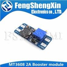 5 adet MT3608 modülü DC DC yükseltmeli dönüştürücü güçlendirici güç kaynağı modülü Boost Step Up kurulu MAX çıkışı 28V 2A