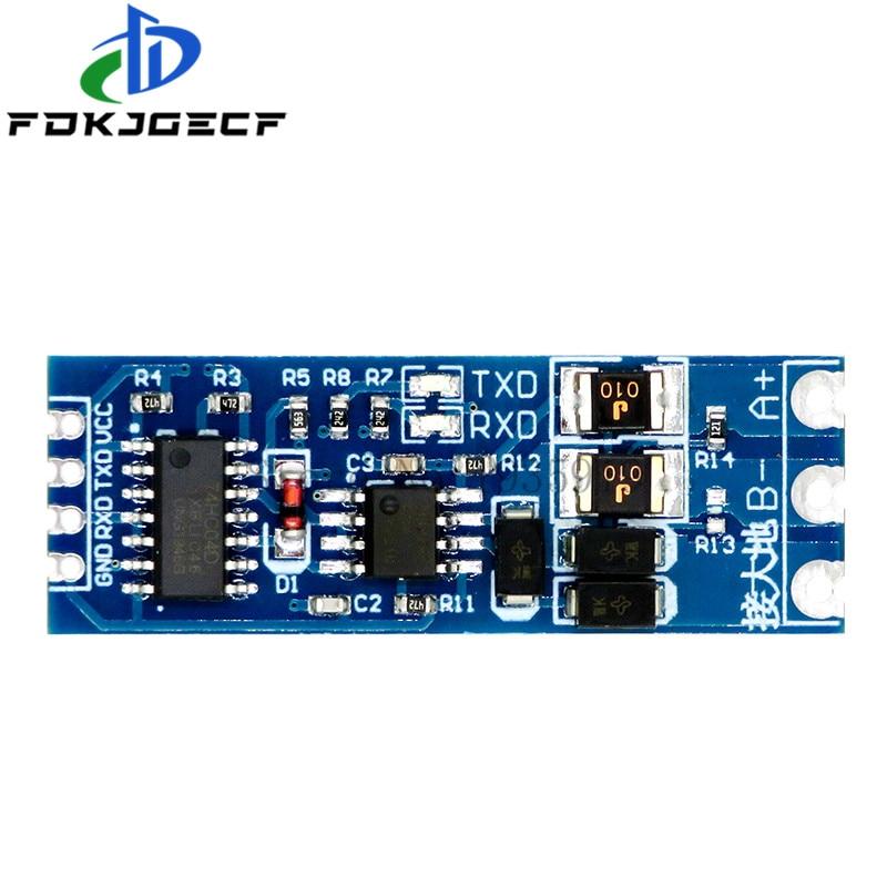 5 шт. TTL turn RS485 модуль 485 на Серийный уровень UART взаимное преобразование аппаратное автоматическое управление потоком