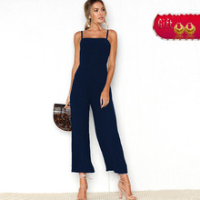 Dresses Jumpsuits Office Women Backless Sexy Elegant Summer 5XL Casual Overalls Rompers