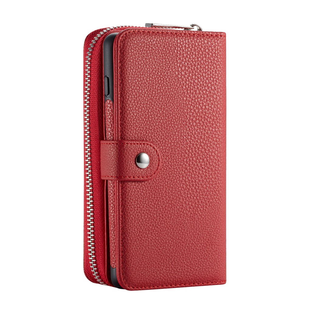 Keep Your Bag Safe Easy To Carry Litchi Grain Series Convenient Phone Case Mobile Phone Cover For Samsung Galaxys9plus