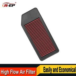 R-EP High Flow Air Filter perf