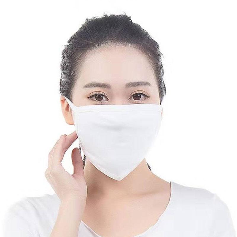 1PCS Winter Maska Dustproof Mouth Face Mask Anime Cotton Kpop Lucky Bear Women Men Muffle Face Mouth Masks K-pop