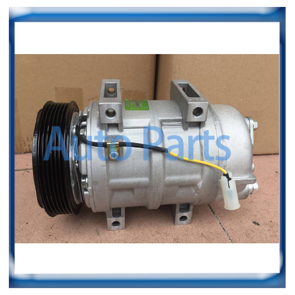 DKS17CH a/c compressor para Volvo S60 C70 S80 V70 XC70 XC90 8602621 9166103 506011-8742 30613839 506011-8206 506011-8203
