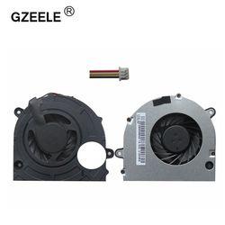GZEELE nowy wentylator do chłodzenia procesora laptopa dla Toshiba Satellite C670 C670D C675 C675D L770 L770D L775 L775D 13N0 Y3A0Y02 wentylator chłodzący CPU w Wentylatory i chłodzenie od Komputer i biuro na