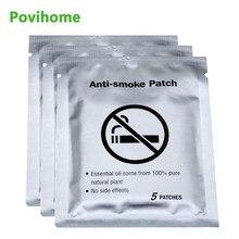15 adet Anti duman yama % 100% doğal madde durdurma sigara bırakma çin bitkisel tıbbi sıva sağlık D2048