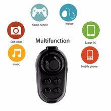 Wireless Controller Gamepad Mini Ring Drahtlose VR Remote Spiel E-book Flip Fernbedienung Bluetooth 4,0 Joystick für VR