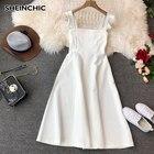 Spring White Elegant...