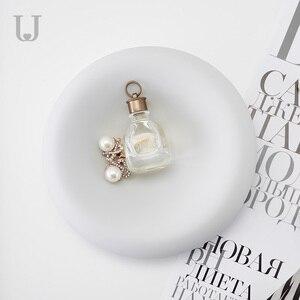Image 2 - Youpin jordanjudyファッションクリエイティブシリコーントレイ携帯腕時計リングジュエリー配置専用の収納ボックス