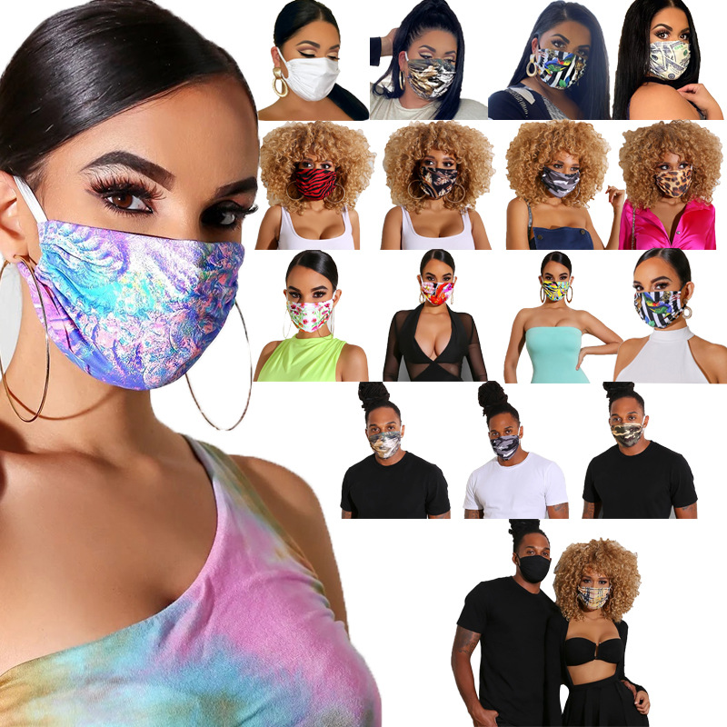 Butterfly Print Women Cotton Mask For Woman Man 2020 Fashion Breath Valve Mouth Masks Reusable Protective Dustproof Mouth Mask