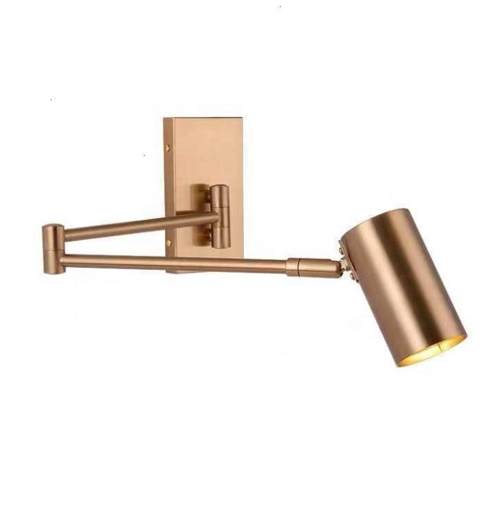 Скандинавский постмодерн Дизайн бра светильник простая лента стеклянная современная настенная лампа Ins ветровая синяя белая серая стеклянные настенная лампа для дома - 3