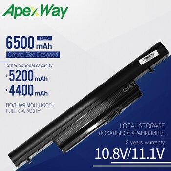 Batería de ordenador portátil de 10,8 V para Acer Aspire 3820 3820T...