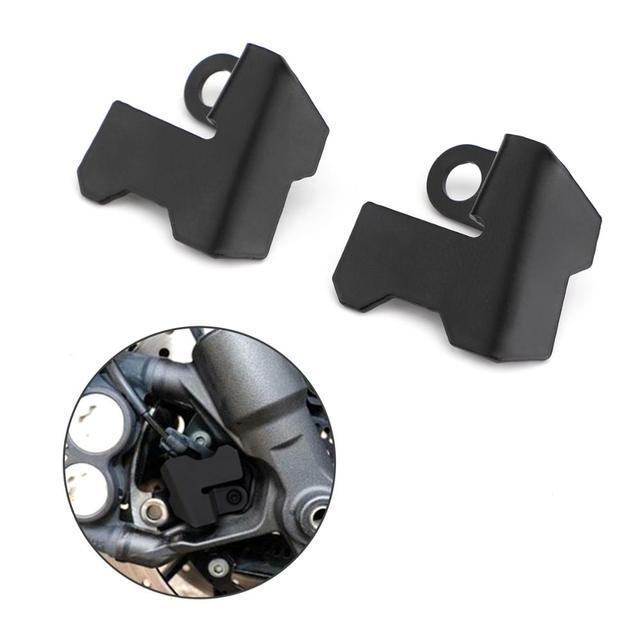 Artudatech 1 Pair ABS Sensor Protection Guard for Yamaha Tracer 900 900GT GT FJ-09 FJ 09 2015 2016 2017 2018 2019 Accessories