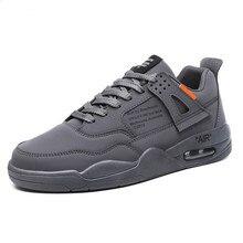 Zapatillas de correr para hombre ligeras y transpirables, cómodas e informales, antideslizantes, resistentes al desgaste, con aumento de altura de 3CM, gran oferta