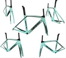 Xdb и dpd доставка Тайвань fasterway XR4 с новым штырем сиденья карбоновая рама для дорожного велосипеда: набор рамок + подседельный штырь + вилка + зажим + гарнитура