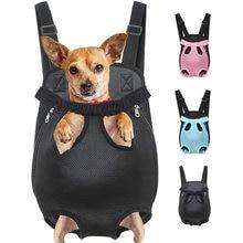 Рюкзак с двойным плечом для переноски собак сумка кошек спереди