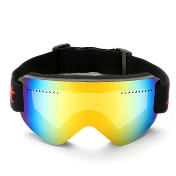 Outdoor Anti-Fog Ski Goggles Men Women Sports Glasses Snowmobile Skiing Snow Sunglasses Snowboarding Eyewear