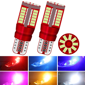 2x Canbus T10 W5W LED Clearance Side Marker Lights For Mercedes Benz W211 W221 W220 W163 W164 W203 C E SLK GLK CLS M GL image