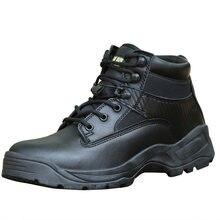 Весенне осенние дышащие ботинки; Мужские Специальные армейские
