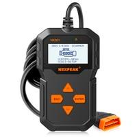 NX301 OBDD2 Diagnostic Car Scannner diagnostic tool Code Reader obd2 scanner Diagnostic Scanner Tool OBD2 Tool