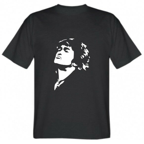Viktor Tsoi T-Shirt, Виктор Цой Группа Кино Kino Rock Band Russian Soviet Ussr Short Sleeve Funny Design Top Tee