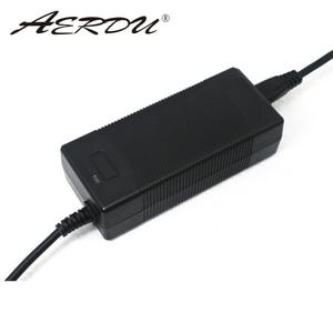 "Image 2 - AERDU 4.2v 3A ליתיום סוללות אוניברסלי מטען האיחוד האירופי ארה""ב בריטניה AU Plug AC 100V 240V DC5521 קיר תקע סוג אספקת חשמל מתאם"
