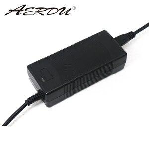 Image 2 - Paquete de batería de iones de litio AERDU 4,2 v 3A cargador Universal EU US UK AU Plug AC 100V 240V DC5521 adaptador de enchufe de pared tipo fuente de alimentación