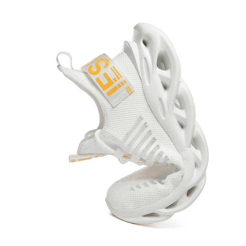 Männer Turnschuhe Casual Mann Schuhe Atmungs Tenis Männlichen Trainer Super Licht Krasovki Sapato Masculino Hohl Sohle Chaussure Homme