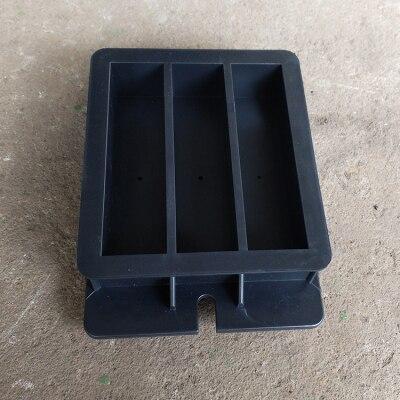 Moule dessai de mortier de ciment 40x40x160 (ISO), moule dessai souple de ciment, moule dessai de ciment {nouvelle norme}