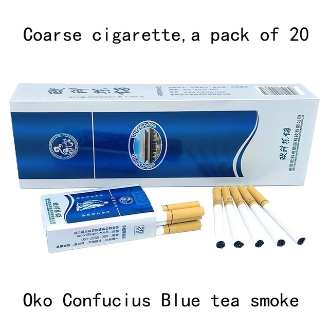 Great Tea Herbal  Cigarettes clearing lung to Quit smoking  No Nicotine & Tobacco Cigarettes Tea