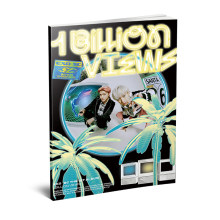 KPOP CHANYEOL SEHUN 1st Album <1 Miliar Pandangan> Mini Buku Foto K-Pop SC Mini Photo Album Mini foto Buku Penggemar Kartu Koleksi(China)