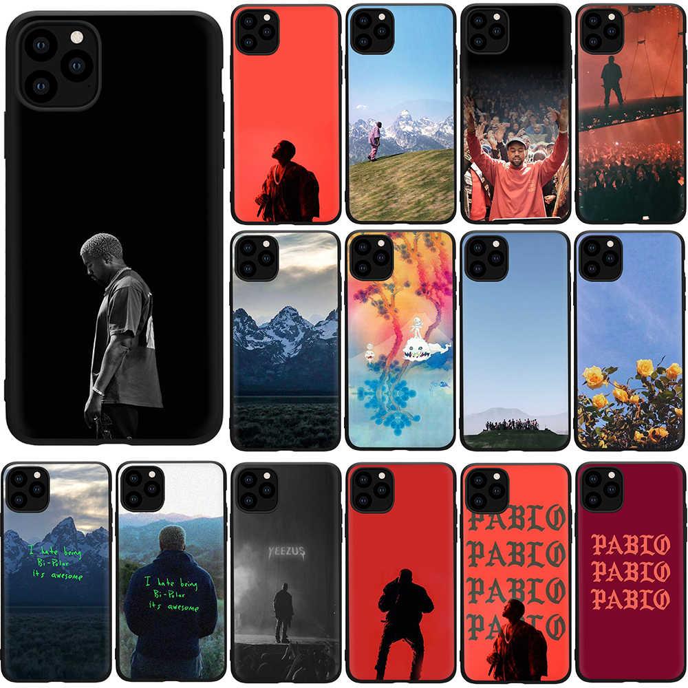 Kanye West2 Silikon Telefon Kılıfı Için Iphone 5 5s Se 2020 6 6s 7 8 Artı X Xr Xs 11 12 Pro Max 12 Mini Telefon Tamponu Aliexpress