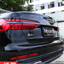 Spoiler Stainless-Steel-Accessories CEYUSOT Rear FOR Car Trunk Rear-Trim-Strip NEW Special-Decoration