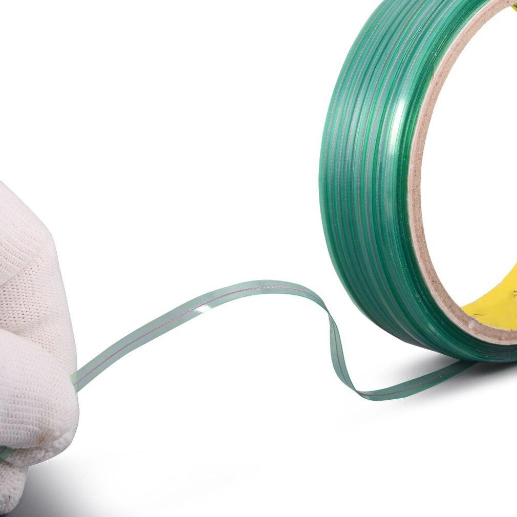 500CM housse de voiture en vinyle bande sans couteau conception ligne voiture autocollants outil de coupe Film de vinyle emballage couper bande Auto accessoires