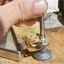 Zapalniczka benzynowa naprawa i modyfikacja akcesoria narzędziowe uszczelki sprężyny stemple do Zorro Zippo